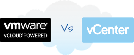 vmware-vs-vcenter