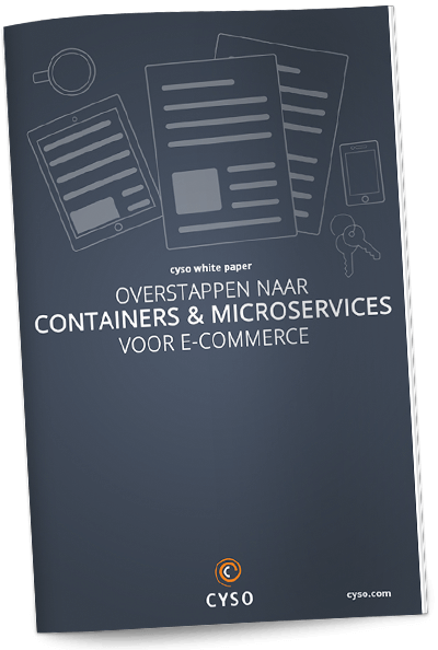 White Paper:<br /><strong>Containers en microservices voor e-commerce</strong>