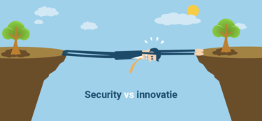 Security vs innovatie: tussen development en wet- en regelgeving